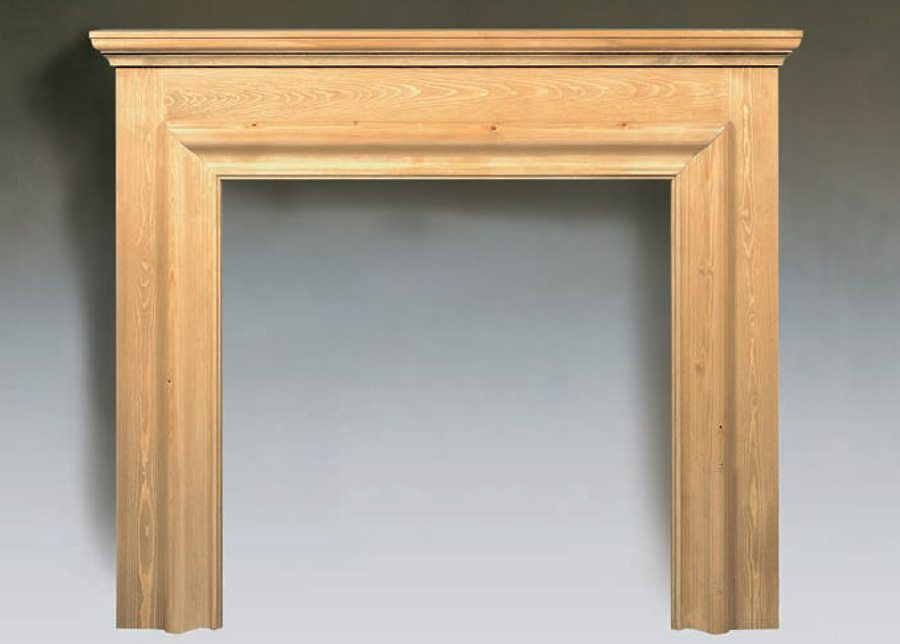 the agar traditional wood fireplace surround brighton