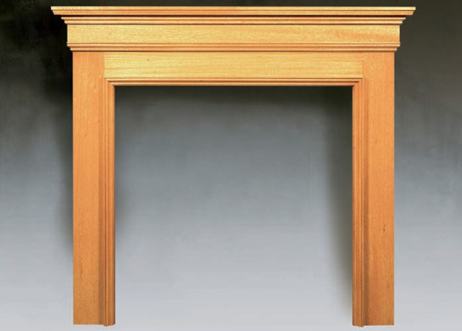fireplace surrounds and mantels wood surrounds traditional wood