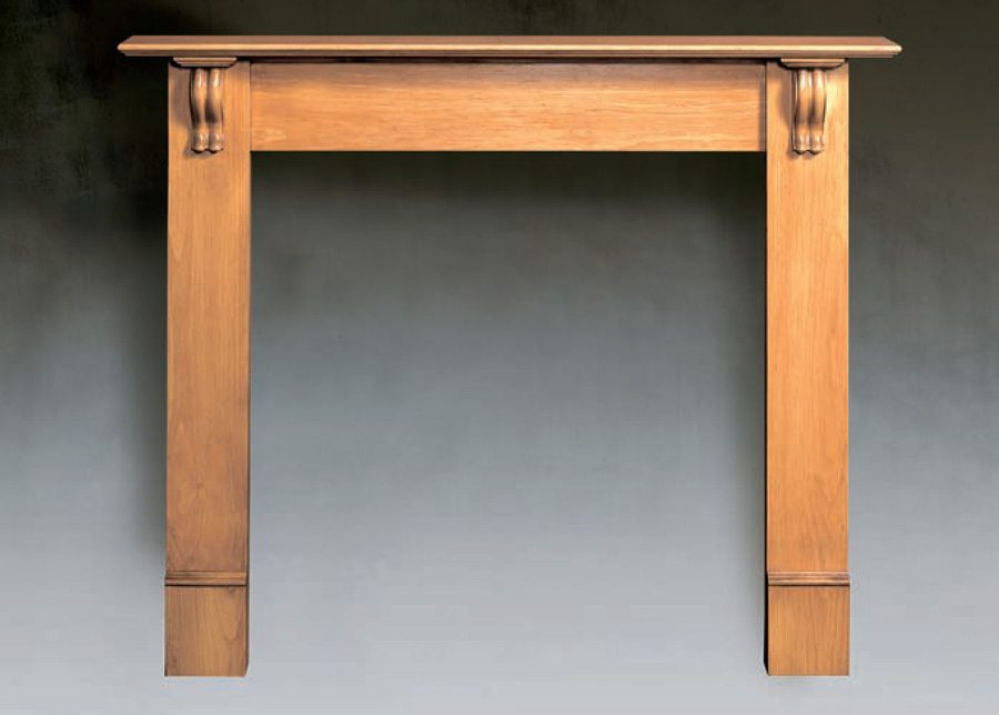 The Kipling Traditional Wood Fireplace Surround Brighton