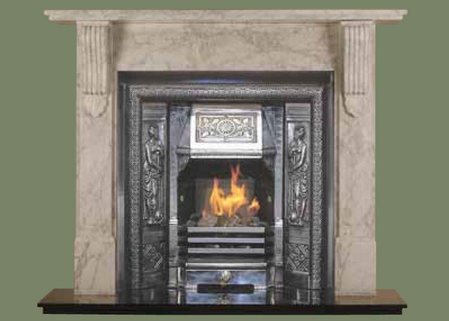 Thorneycroft Marble Fireplace Surround Brighton Chimney